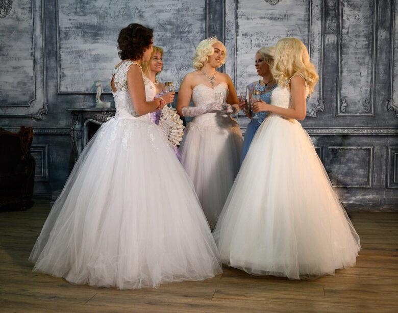 Najdroższe suknie ślubne